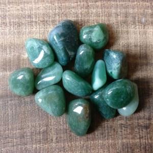 jadeite tumblestone knuffelsteen