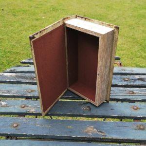 Opbergboek boekendoos Hartenaas small achterkant