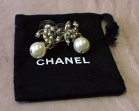 Branded Sale;Chanel;Chanel Earrings; Chanel Earrings price ...