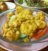 Salted Egg Prawn Balls - JB Ah Meng