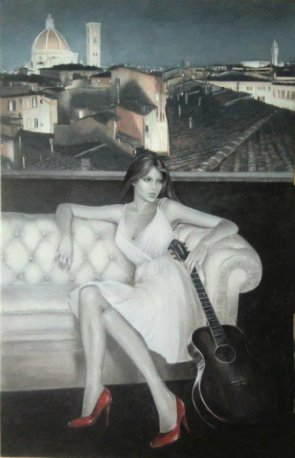 painting gianni bellini painter 25