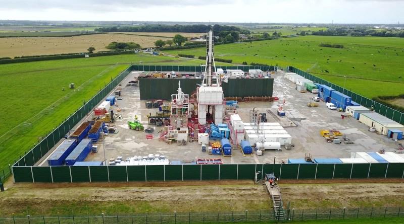 Fracking starts Saturday