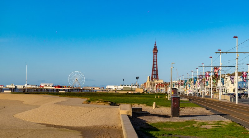 Water Quality Means Blackpool Misses Out on Blue Flag