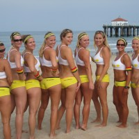 THEY SUPPLY THE BALLS: WEEKLY BEACH VOLLEYBALL TOURNAMENT