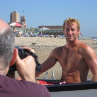 HEROES ARE SUPER MODELS: ASBURY PARK FIREFIGHTERS, POLICE & LIFEGUARDS POSE FOR 2011 CALENDAR