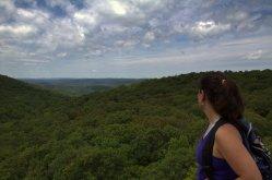 Jess overlook, Harriman State Park