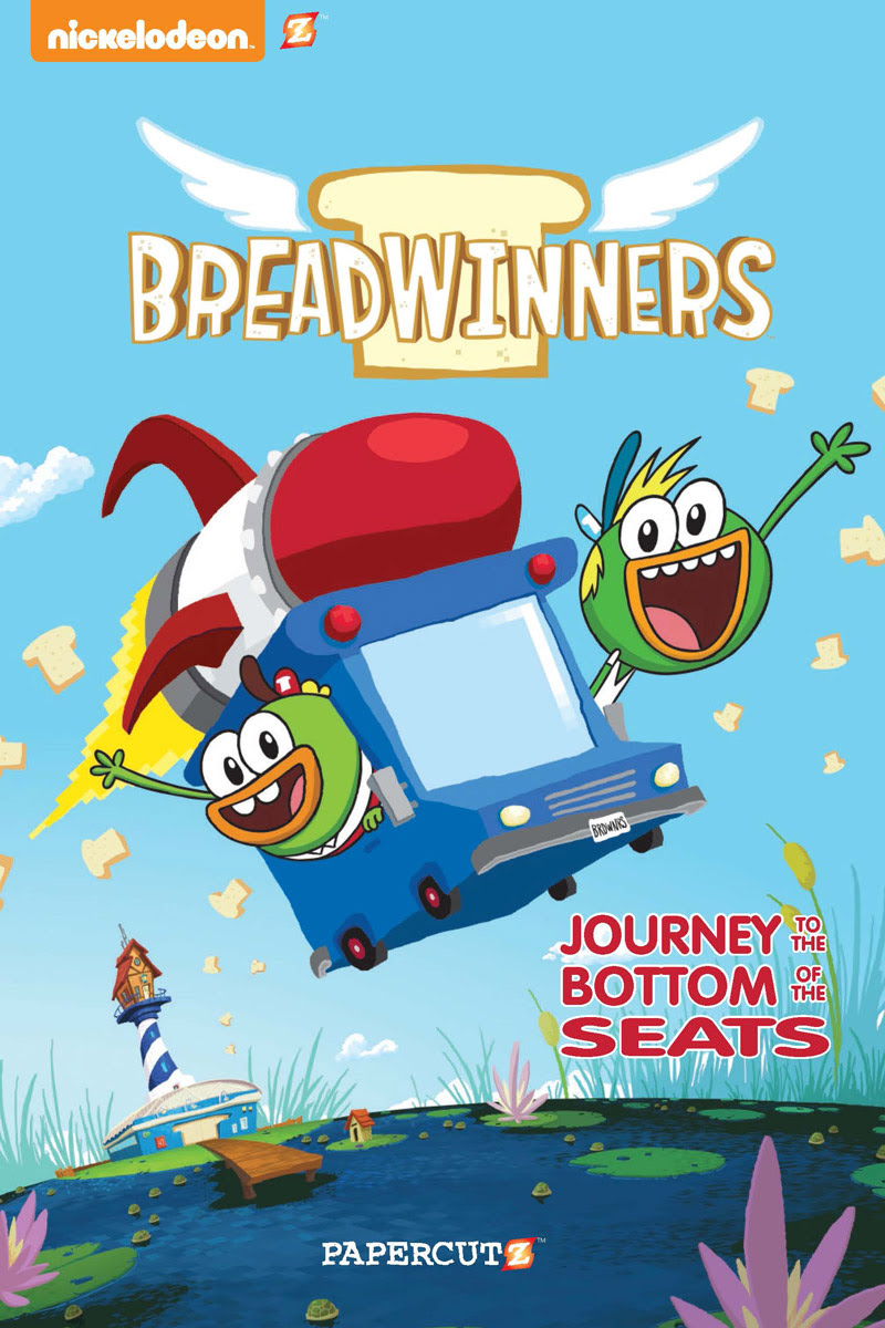 Breadwinners Christmas Episode : breadwinners, christmas, episode, Worthy, Christmas}, Breadwinners, Journey, Bottom, Seats, Graphic, Novel, Giveaway