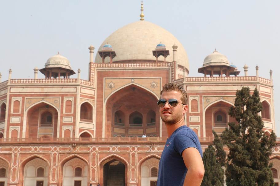 Delhi_HumayunTomb_2