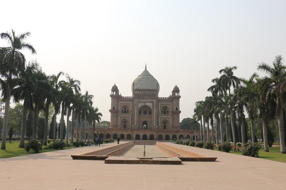 Delhi_SafdarjungTomb_4