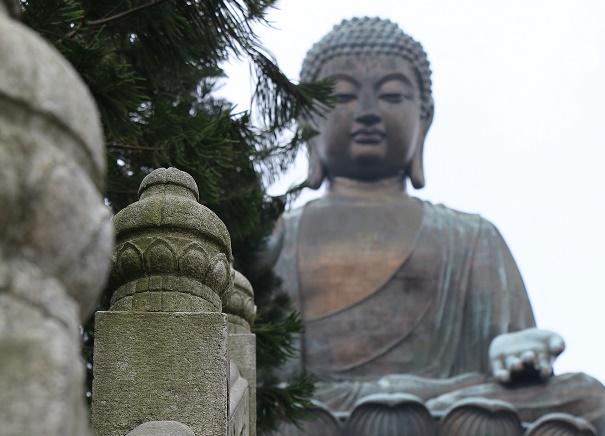 """Hong Kong Diary – Tag 3: """"Big Buddha"""" in Lantau Island"""