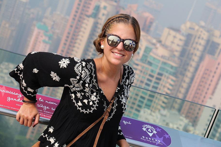 Hong Kong Diary – Tag 4: Victoria Peak, Yick Cheong Building