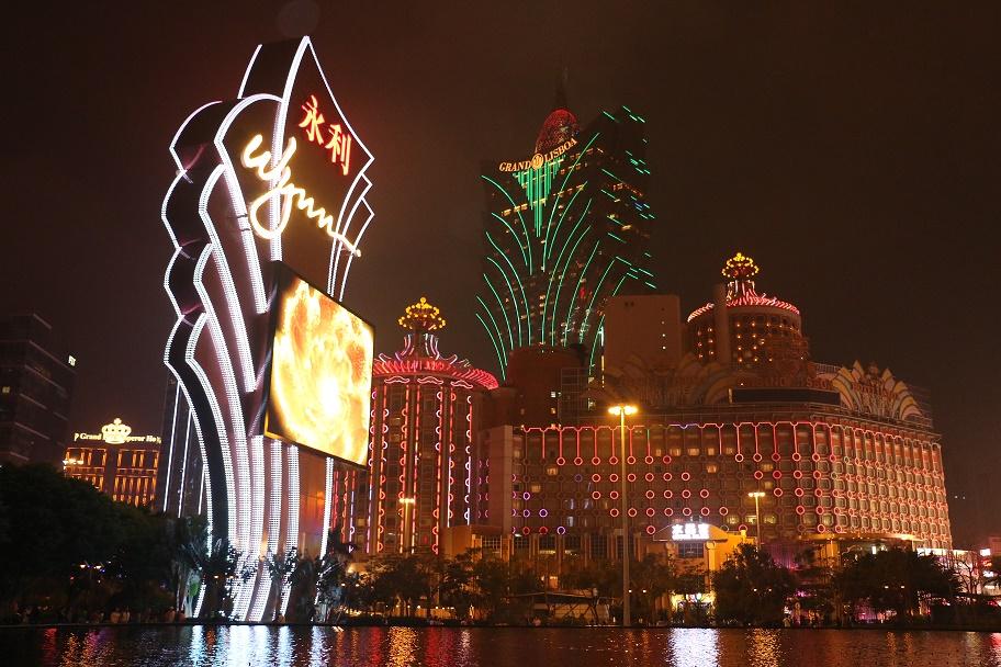 Macau – Grand Lisboa, Senado Square, Ruins of St. Paul's, Monte Fort, A-Ma Temple