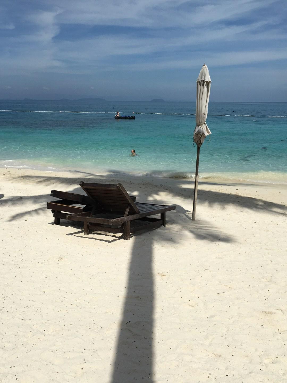 Pulau Perhentian Besar | Tuna Bay Island Resort | thebraidedgirl