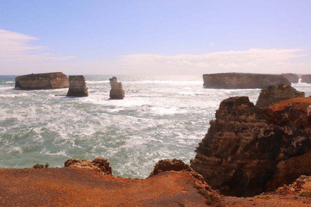 Great Ocean Road | Bay of Islands | thebraidedgirl