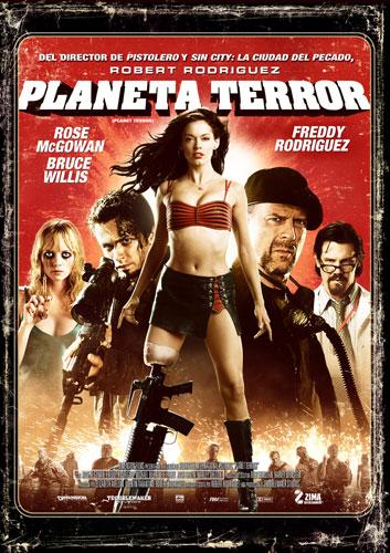 Tss ¡¡Planeta Terror!!