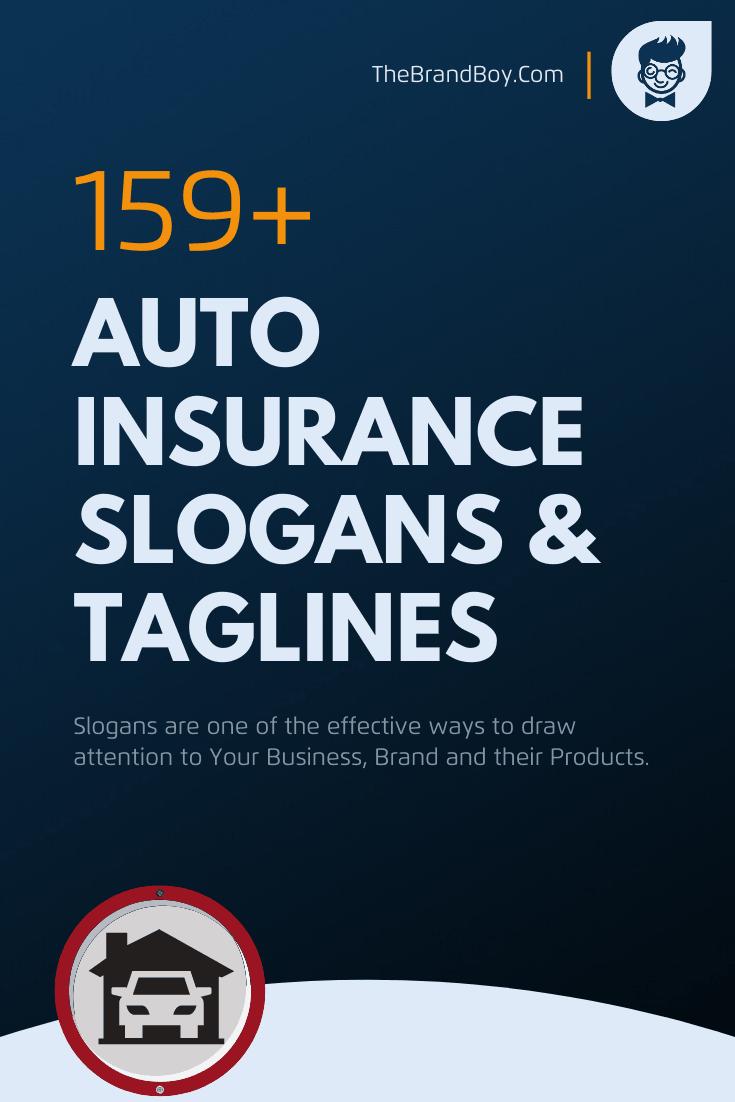 172 Catchy Auto Insurance Slogans Taglines