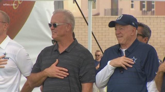 VIDEO: Dale Hansen Beats An Old Man (Kinda)