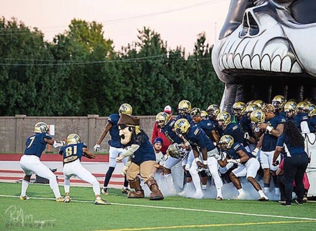 FOOTBALL FRIDAY:  #5 ICC PIRATES (1-0) GAME PREVIEW