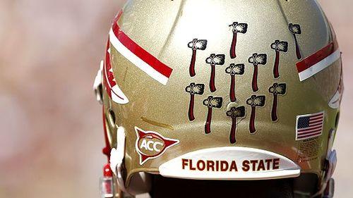 Flordia State helmet