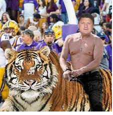 Coach Orgeron is the Best Coach in College Football