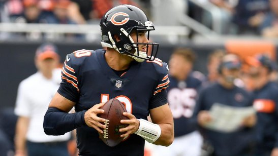 Trubisky-Dolphins