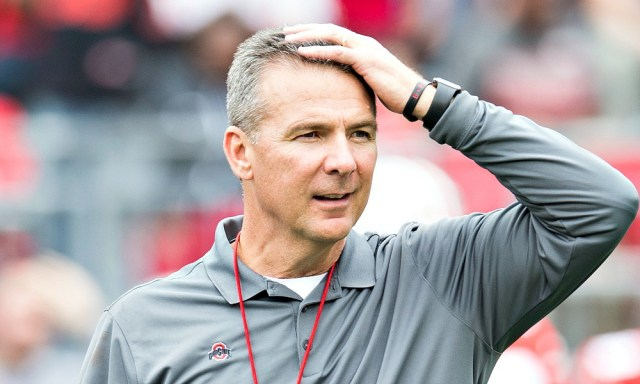 Stop me if you've heard this before: Urban Myer has a Health Issue
