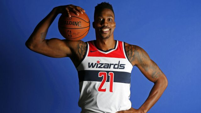 You'll Never Guess Dwight Howard's Latest Injury