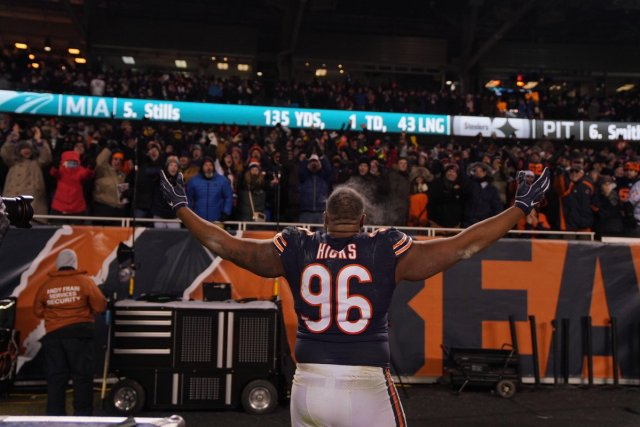 That. Just. Happened. The Bears Are Super Bowl Contenders.
