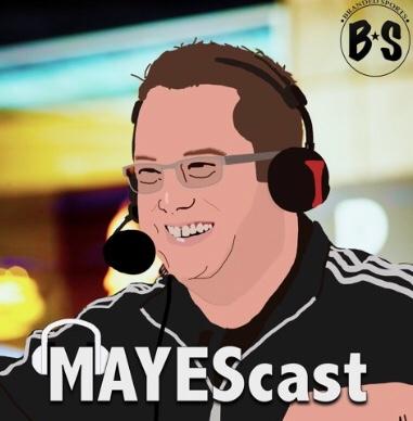MayesCast Episode 1 [Soundcloud]