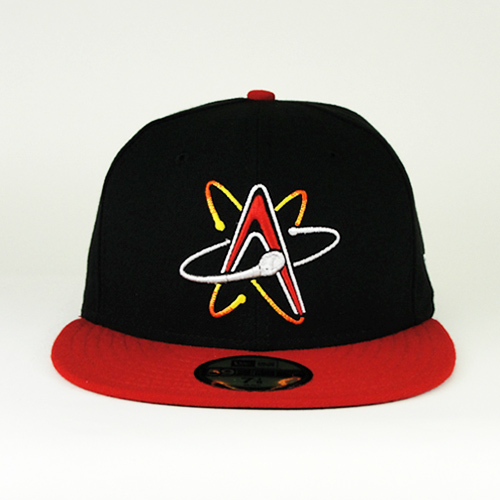 Albuquerque-Isotopes-MiLB-Authentic-Onfield-Collection-Team-Colors-59fifty-Custom-New-Era-Hat-1