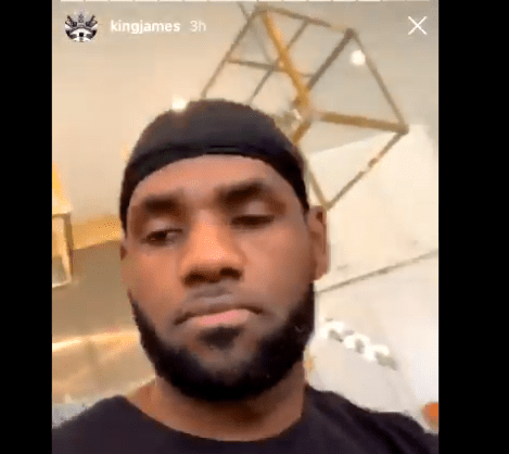 LeBron Responds To Kobe On Instagram In A Way Only A 13 Year Old Girl And LeBron Would