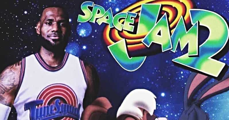 78bc0ddcec87a6 I Wrote A Plot For Space Jam 2… – Branded Sports