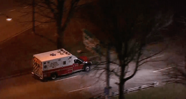 LIVE POLICE CHASE BLOG: A Half Naked Guy Stole An Ambulance In Northeast Philly