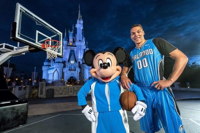 Basketball in Walt Disney World?