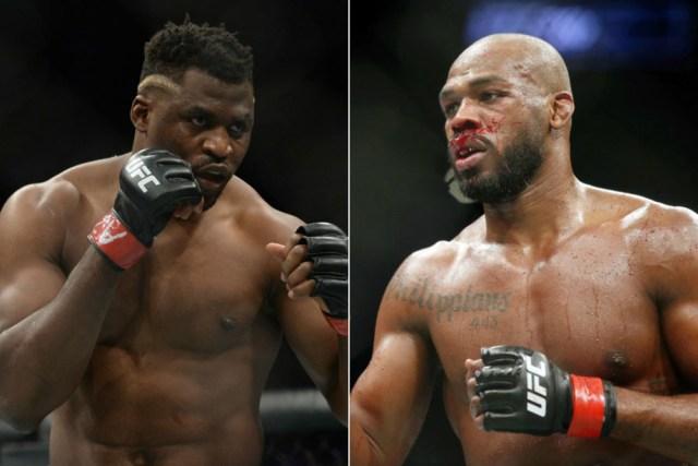 Feed Me Jones vs Ngannou
