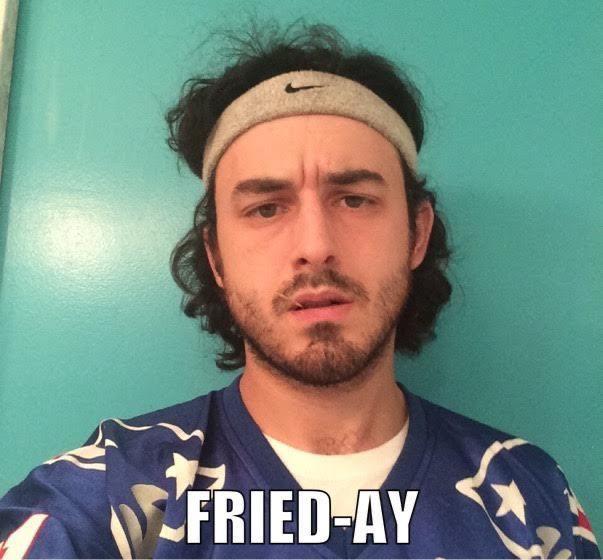 Fried-Ay: No Fans, No Masks, and No MA Golf…