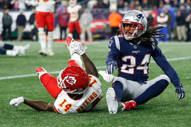 Power Ranking The NFL Divisions By Cornerback Situations.