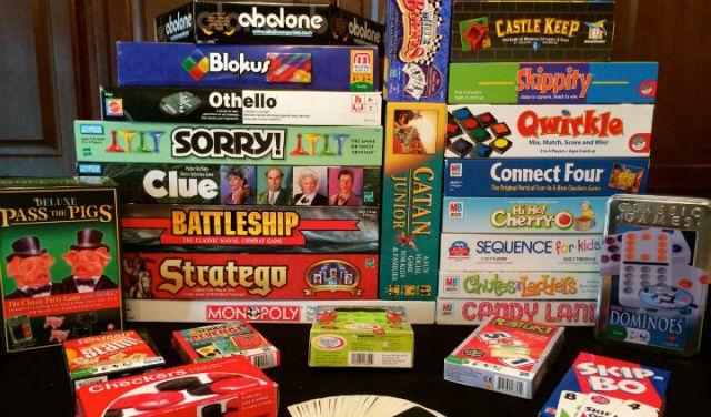 Board Games – Branded Blogger Edition