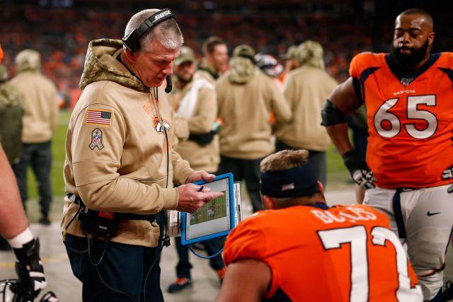 Breaking: Broncos Mike Munchak Under COVID Protocal