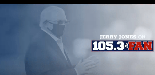 (Video) Jerry Jones Does Not Respond Well To Being Asked About Leadership