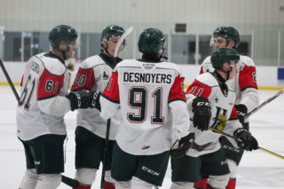 Flyers Fifth Round Pick Lighting Up QMJHL