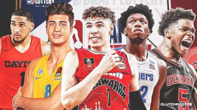 NBA Draft Preview: Player Comps – @DailySportsViz