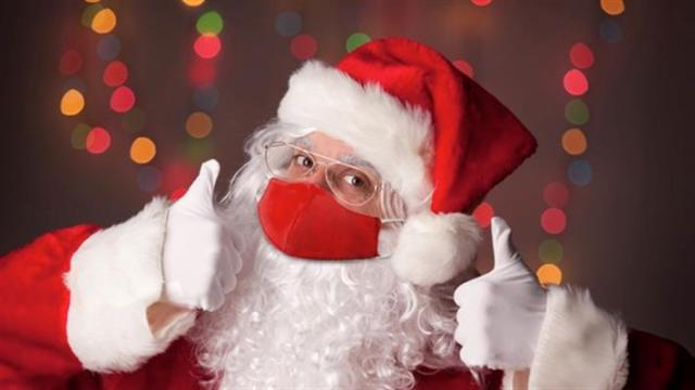 Dr. Fauci Just Fucked Parents Everywhere By Saying Santa Is Immune To COVID