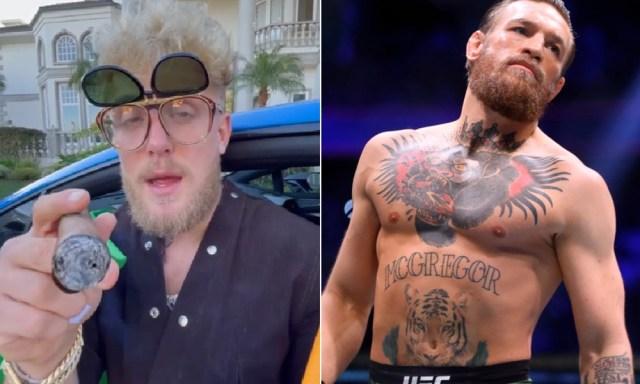 Breaking Down A Potential Jake Paul vs Conor McGregor Fight