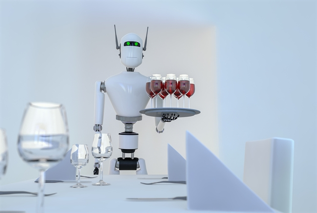 Samsung Is Building A Robot That Can Do Chores And Pour You A Drink