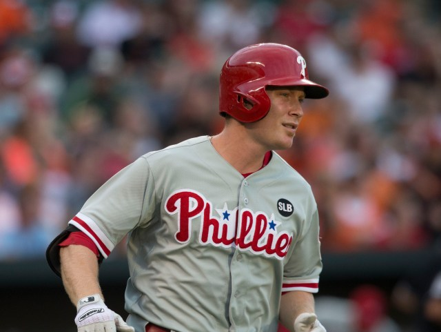 Cody Asche Back With The Phillies