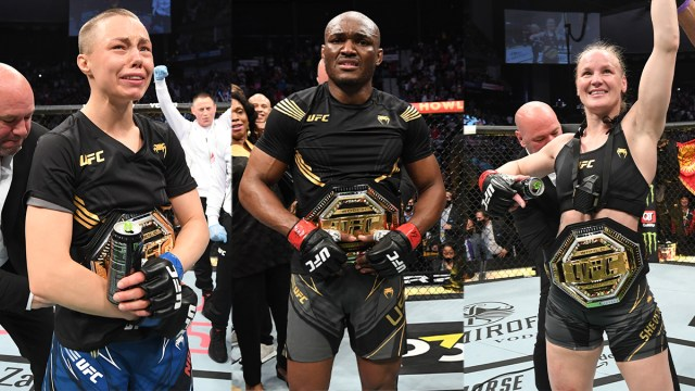 Recapping One Of The Craziest And Most Pivotal Nights In UFC History