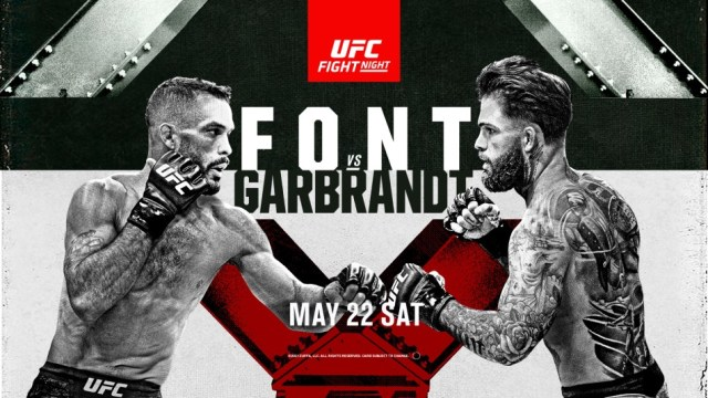 What to Expect From UFC Vegas 27: Font vs Garbrandt
