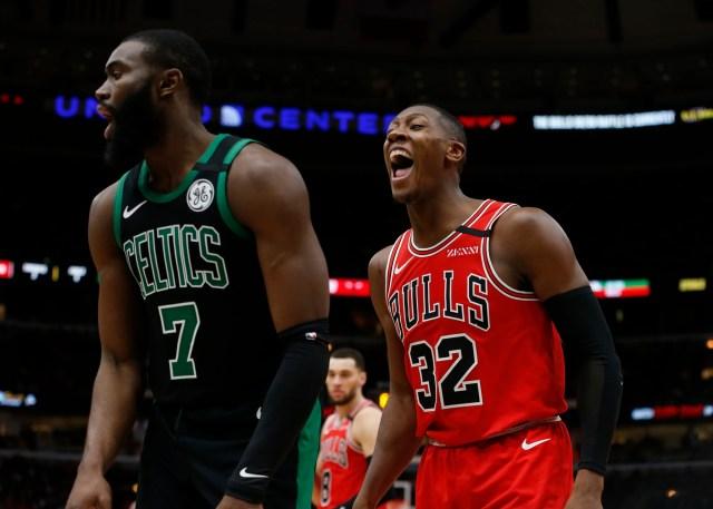 Mini Woj Bomb: Celtics Evict The Kardashians