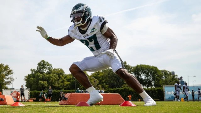Two Guys To Watch Closely During Tonight's Eagles Game